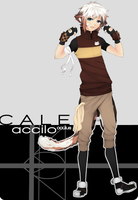 AMP - Cale Accilo by allijaytor