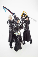 Kingdom Hearts - All armed. by Aiiki