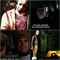 he was my son Jason by Inamson1