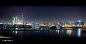 landscape by A-Mohsen