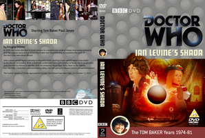 Doctor Who - Ian Levine's Shada - DVD Cover by Guensche
