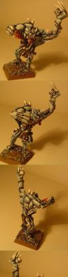 Strigoi Vampire Lord by Nagash6