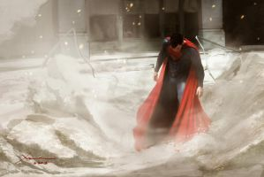 Man Of Steel by Penslap