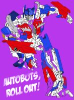 Optimus Prime W.I.P by Padfoot-x