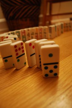 The Domino Effect by revelinthelimelight