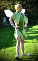 Tinker Bell by Pomm3Cosplay