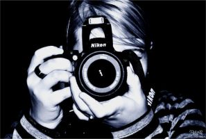 Nikon Love by Nirdgard