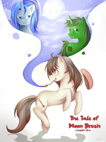 The tale of Moon Brush Chapter:1 by Meewin