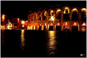 Verona by night II by stefano283