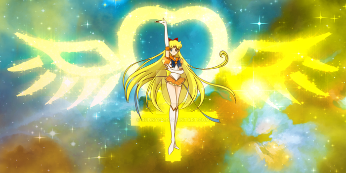 Eternal Sailor Venus animation is OUT by rudnyek