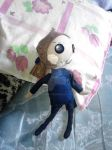 Lalaloopsy style Javert by Prinzessinumi