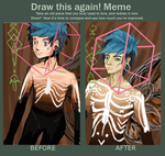 redraw meme. by danny-spikes