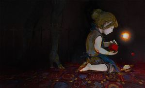 Motherland Chronicles #17 - demiurge child by tobiee