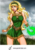 Enchantress 2 by gb2k by Mythical-Mommy