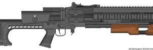 U88 Combat Shotgun by tylero79