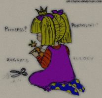 Rugrats Theory : Angelica by AkI-cHanx3