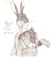 Hazel_Fiver TV Series by MercerMZ
