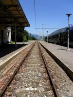 Luchon - old trainstation by AthleticBilbao