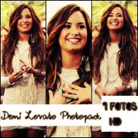 Demi Lovato Photopack by EBELULAEDITIONS