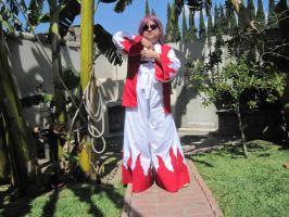 My New Touhou Cosplay-Meira (PC-98 Touhou) by jay421501