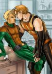 Connor and Roy by Autumn-Sacura