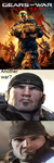 Why Marcus Fenix isn't in Gears Of War Judgement by NyanCatx