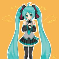 MikuMiku by Chiculo