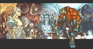 The Autocthonians by UdonCrew