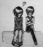 emo boys by janica-chan
