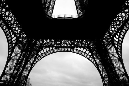 Tour Eiffel 01 by ae-Lit
