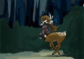 Run Natalie run! -Free RP- by AskShiloh-The-Demon