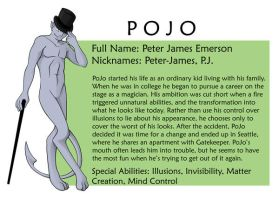 PoJo Bio by SurlyQueen