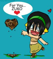toph from avatar by tabby-like-a-cat