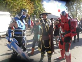 MK invades Lucca! by SquallGTO