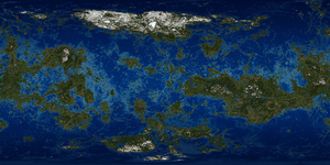 Venus Terraformed V2. by 1Wyrmshadow1