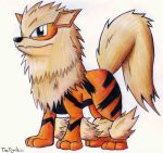 ARCANINE by TheTogekiss