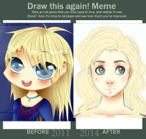 Improvement by BlondieGurl1129