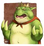 King Croak by D-MAC