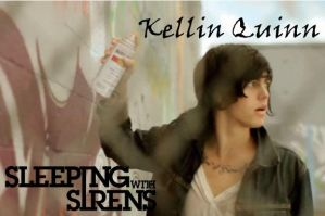 SWS Kellin Quinn Wallpaper by Hope67548