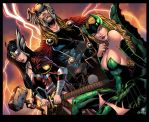 Lords of Asgard by spidey0318