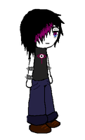 Clarus Seco sprite by DragonFang17