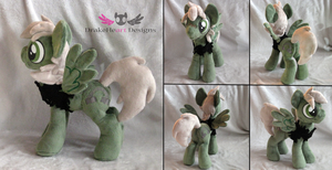 Murky Number 7 - Custom Plush by Fire-Topaz