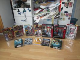More for the Birthday haul - 2015 (update) by KrytenMarkGen-0