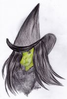 Elphaba by BamaBelle2012