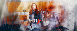 Amy Pond - Signature by EmeliaJane