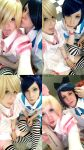 Ciel and Alois in Wonderland by anepotter