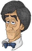 Second Doctor - Patrick Troughton by 94cape69