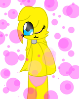 Toy Chica Kawaii by Estefimusicdash