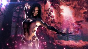 Mileena by luciferFlash