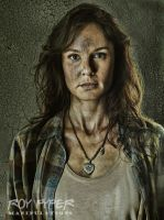The Walking Dead: Lori: HDR Re-Edit by nerdboy69